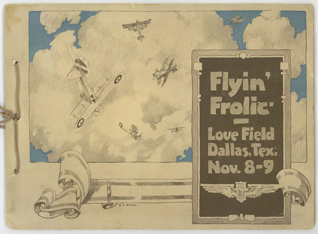Flyin' Frolic. Love Field, Dallas, Tex., Nov. 8-9