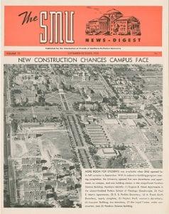 Volume 13, No. 01, September-October 1950, SMU Archives.