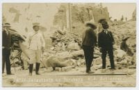 Catastrofe de Tacubaya, August 1913, by H.J. Gutierrez, DeGolyer Library, SMU.