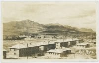 Fort Bliss, Tex. ca. 1910-1919, George W. Cook Dallas/Texas Image Collection, DeGolyer Library, SMU