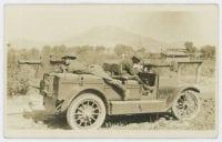 Machine Gun Truck, ca. 1910-1918, DeGolyer Library, SMU