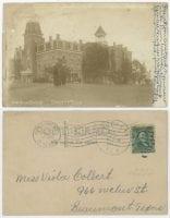 Mary Allen Seminary, ca. 1906, DeGolyer Library, SMU