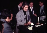Omar Sharif featured in [WFAA News Clips and B-roll, ca. February 6-12, 1970], G. William Jones Film and Video Collection, SMU