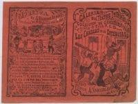 Galeria Del Teatro Infantil, Coleccion de Comedias para Ninos o Titeres, 'Los Chascos de un Licenciado'