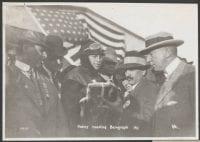 Hoxsey [sic] Reading Barograph, 1911, DeGolyer Library, SMU