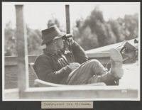 Instructor Doc Wildman, 1916, DeGolyer Library, SMU