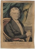 George M. Dallas. The People's Candidate for Vice-President of the United States, ca. 1844