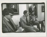 [Alan Alda and Roger Ebert, Audience Discussion, USA Film Festival, SMU], April 3, 1981, DeGolyer Library, SMU