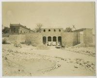 [Construction Site, El Cuije Dam], ca. 1900s, DeGolyer Library, SMU