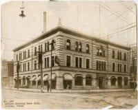 Dallas Morning News Bldg., Dallas, Texas, ca. 1900-1901