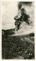 [Potrero del Llano No. 4 burning] , ca. 1914-1915