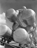 [Warren Petroleum Corp, recycling plant], June 1940, Agua Dulce, Nueces County, Texas