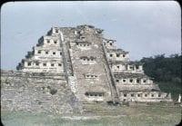 Piramide con nichos., 1947, DeGolyer Library, SMU.