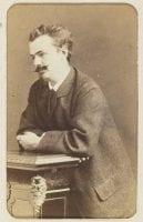 [Portrait of le Marquis Philippe de Massa], ca. 1860s, DeGolyer Library, SMU.