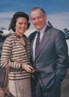 Rita Crocker Clements and William ''Bill'' Perry Clements, Jr., ca. 1960s