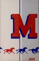 The M Book, 1953, DeGolyer Library, SMU.