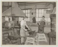 Crozier Tech - Machine Shop, Metal Works, ca. 1936-1955, DeGolyer Library, SMU.