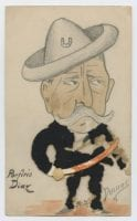 Porfirio Diaz, by Dumas, ca. 1910-1920, DeGolyer Library, SMU.