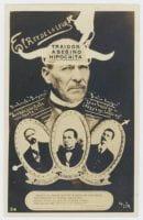 El Rey de la Leva. Traidor, Asesino, Hipocrita., ca. 1913-1914, DeGolyer Library, SMU.