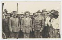 [General Obregon, Pancho Villa, General Pershing], August 27, 1914, DeGolyer Library, SMU.