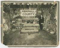 [Hemphill County Fair Exhibition in Canadian, Texas], ca. 1920, DeGolyer Library, SMU.