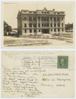 Court House Lubbock Texas., 1923, DeGolyer Library, SMU.