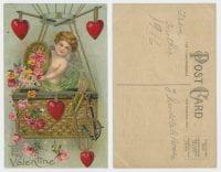 To my Valentine, 1916, DeGolyer Library, SMU.
