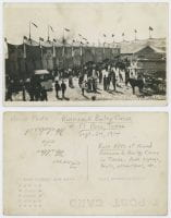 [Barnum & Bailey Circus at El Paso], September 24, 1914, DeGolyer Library, SMU.