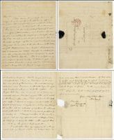 September 29, 1807 letter from Bishop Mant to William Wilberforce, Esq. M.P., Bridwell Library, SMU.