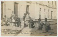 Federales en la refriega., ca. February 9-18, 1913, DeGolyer Library, SMU.
