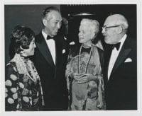 Mrs. Masao Tsukamoto and Consul General Masao Tsukamoto, Mrs. Stanley Marcus, Mr. Stanley Marcus, October 21 - November 2, 1974, DeGolyer Library, SMU.