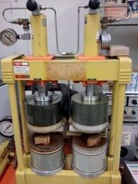 SMU Thermal Conductivity Measurement Apparatus