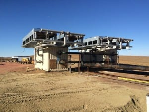 Access Energy machines at North Dakota project
