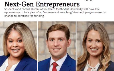 Dallas Innovates recognizes the SMU Launch Business Accelerator Program