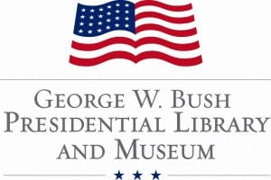Logo - George W Bush Presidential Library and Museum