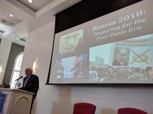 Russia 2018 John Beyrle