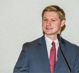scholar spotlight Drew Wicker