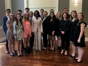 condoleezza rice at smu