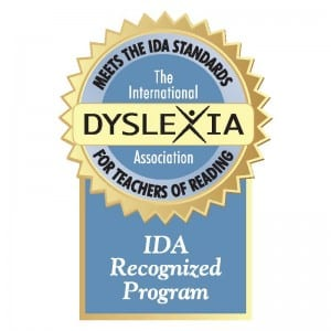 IDA Recognized Program Seal_FINAL