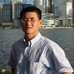 Zhong Lu, SMU, USGS, volcanoes, geophysics