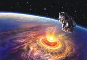 Meltzer, comet, Ice Age, SMU