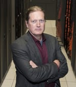 ManeFrame, SMU, Thomas Coan, supercomputer, NOvA, neutrinos