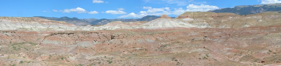 Morrison Formation, Wyoming, ancient soil, Jurassic, Myers, SMU