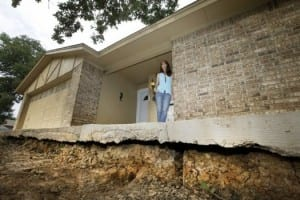 Houston Chronicle, earthquakes, SMU, DeShon, Stump