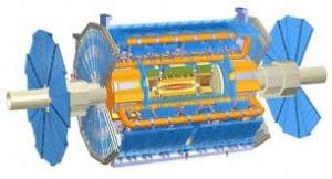 The Liquid Argon Calorimeter sits at the heart of the ATLAS detector