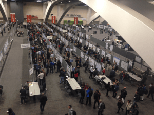 SMU seismologists presented new earthquake findings at the American Geophysical Union annual meeting. (Credit: DMN)
