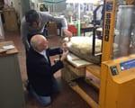 Stele examined 150x120