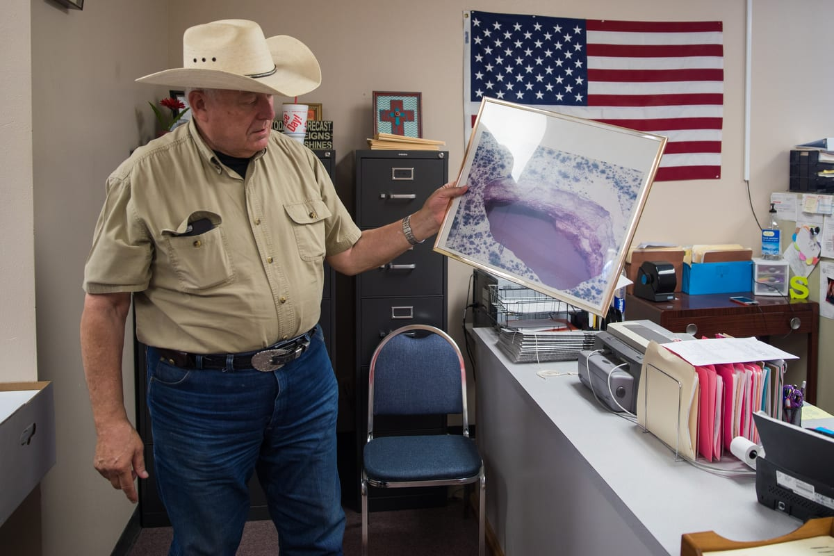 The Texas Tribune: Sinkhole Warnings Don't Faze West Texas