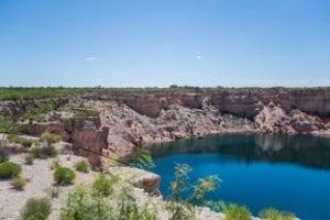 Wink sinkholes, smu, remote satellite images, insar, ogallala aquifer