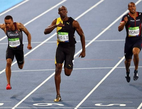 The Roar: Humans can't bolt much faster than Usain — What science says about the 100m world record